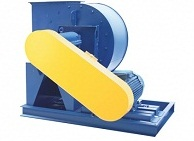 Пылевые вентиляторы ВР 140-40